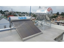 Máy nước nóng năng lượng mặt trời Bình Minh 240 lít