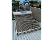 Máy nước nóng năng lượng mặt trời Bình Minh 200 lít