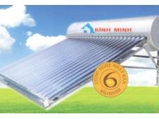 Máy nước nóng năng lượng mặt trời Bình Minh SB 220 lít