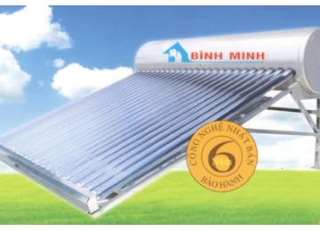 Máy nước nóng năng lượng mặt trời Bình Minh SB 320 lít