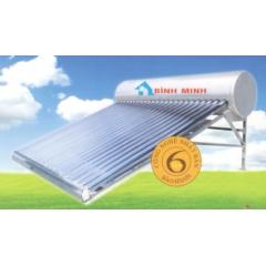 Máy nước nóng năng lượng mặt trời Bình Minh SB 200 lít