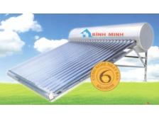 Máy nước nóng năng lượng mặt trời Bình Minh SB 170 lít