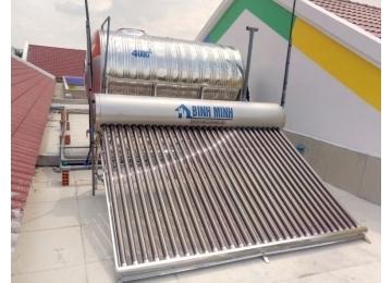 Bình nước nóng năng lượng mặt trời Bình Minh 320 lít